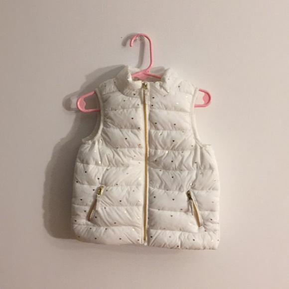 Gymboree Other - Puffer Vest 3T
